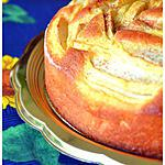 recette Tarte aux pommes de Grand-mère Donald