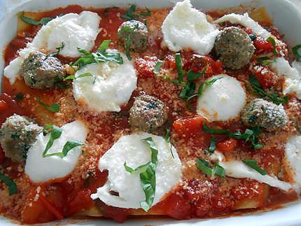 Lasagne alla napolitana 430