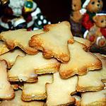 recette Petits biscuits de Noël