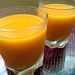 recette jus de carottes pour ramadan