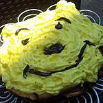 recette Dessert winnie l'ourson pour mon neveu nathan (4 mois)