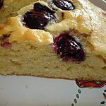 recette Moelleux aux cerises et mascarpone