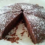 recette gateau au chocolat léger