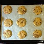 recette Cookies au miel