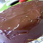 glaçage au nutella en deux versions