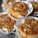 recette Baklawa Rolls ou mhancha pour ramadan