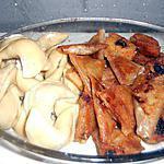 recette Gâteaux orientales