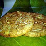 recette Cookies américain au chocolat au lait et eclats de noisettes