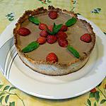 recette Bavarois choco-coco de Martine
