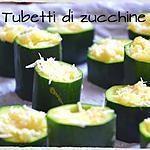 recette Bouchée de courgettes