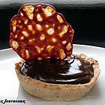 recette Tartelettes à la Pralinoise & aux Carambars