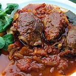 recette Mitonnées de joues de porc au curry et gingembre