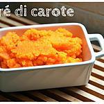 recette Purée de carottes