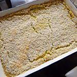 recette Tiffany bake ( Mousseline de courgettes)