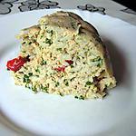 recette Charlotte riz, thon et poivron rouge