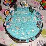 recette gâteaux anniversaire thème stromphe