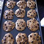 recette Cookies Chocolate Chip / Cookies au pepite de chocolat