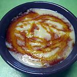 recette petits gâteaux à la semoule, aux dés d'oranges confites. caramélisés.