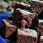 recette Fondant au chocolat et noisettes