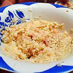 recette Salade de riz marine