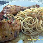 recette cuisses de poulet au paprika façon jeanmerode