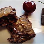 recette Brownies aux amandes