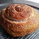 recette pain brioché