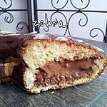 recette gateau fourré a la mousse au chocolat