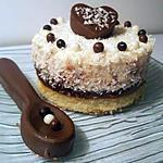 recette chessecake coco nutella