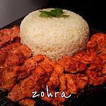 recette poulet tandoori massala