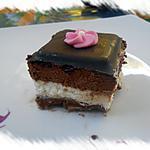 recette Le crousti-Fondant praliné