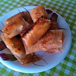 recette Bourek poulet vache qui rit