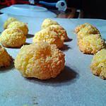 recette Rochers a la noix de coco