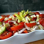 recette Salade estivale rafraîchissante