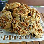 recette Biscuits au beurre d'arachides sucrés/salés