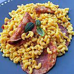 recette Risotto de coquillettes au chorizo