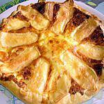 recette Quiche aux lardons et au munster