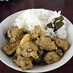 recette Curry d'agneau à l'anis (sud de l'Inde)