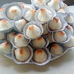 recette rochers noix de coco