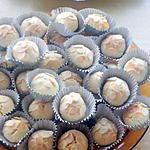 recette gâteaux secs aux amandes