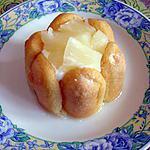recette Mini charlotte à l'ananas