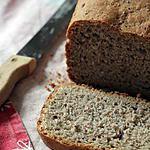 recette Pain de campagne aux noix et noisettes