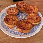 recette Quiche sans pâte jambon et gorgonzola