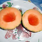 recette Melon au chouchen