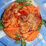 recette Jarret de veau aux carottes
