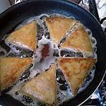 recette brik au blanc de poulet