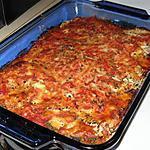 recette gratin de legume de soleil