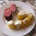 recette Saucisse de Morteau aux pommes de terre