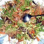 recette Rognon de porc a la chinoise