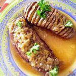 recette pommes de terre au four à la suédoise